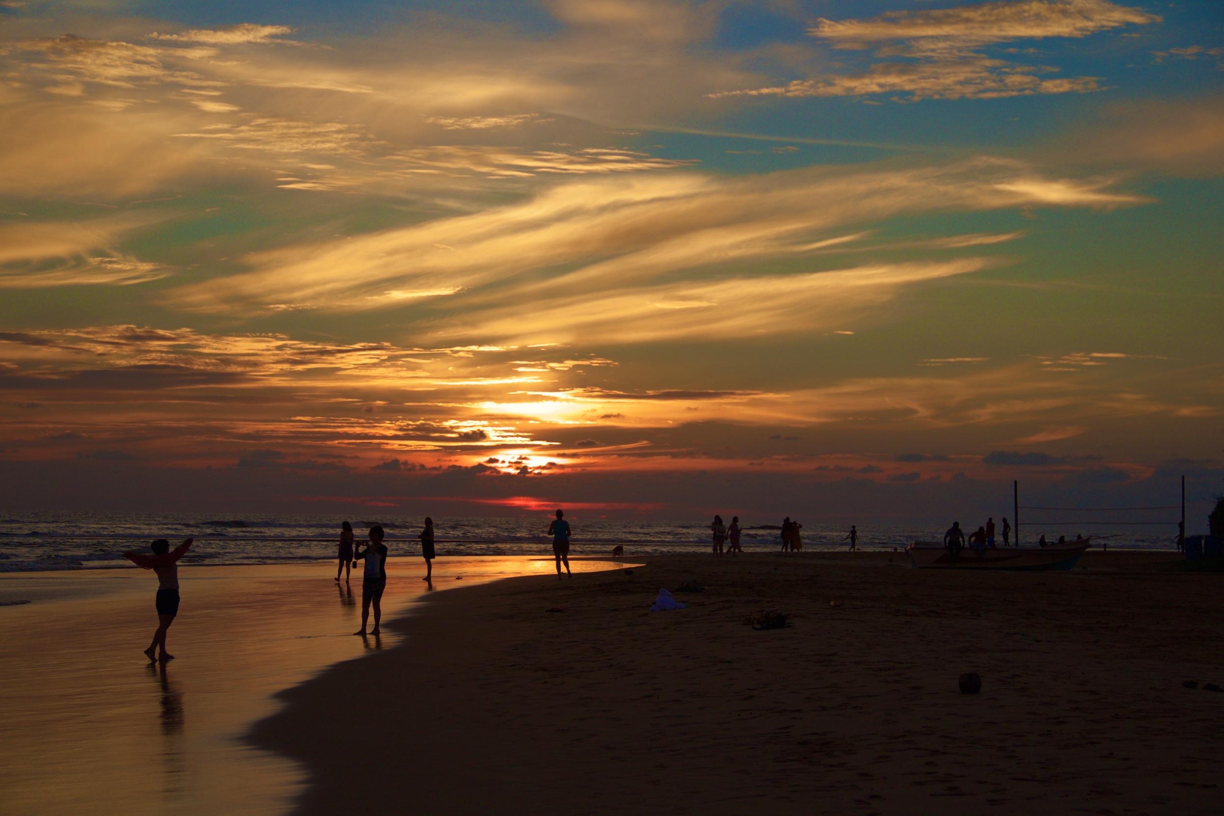Sunset@SriLanka-2014-05-02